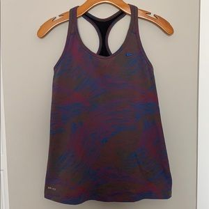 Nike Dri-Fit exercise top